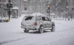 HARTA Cod galben de vreme rea in mai multe zona din tara. Ce regiuni vor fi afectate de ger, ninsori si viscol puternic