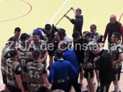 HC Dobrogea Sud a pierdut finala Ligii Nationale, ramanand cu medaliile de argint. In al doilea meci, Dinamo s-a impus la 14 goluri!