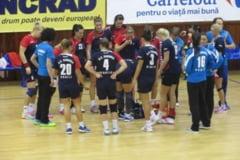 HC Dunarea si HCM Baia Mare reprezinta derby-ul etapei a 10-a