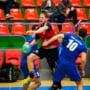 HC Sibiu cauta a treia victorie consecutiva pe teren propriu. Un jucator de baza este accidentat si poate rata meciul cu Oradea