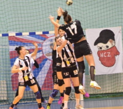 HC Zalau invinge Clujul si revine pe podium!