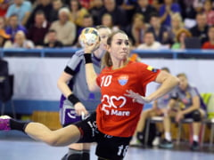 HCM Baia Mare, victorie superba in Liga Campionilor