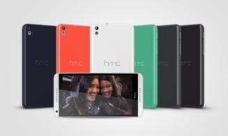 HTC a prezentat smartphone-ul Desire 816 si anunta inca o lansare inainte de One 2 - vezi specificatiile