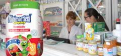 HYPERICI FARM va recomanda sa le dati copiilor Minimartieni Gummy BoneActiv