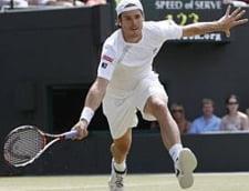 Haas-Federer, prima semifinala de la Wimbledon