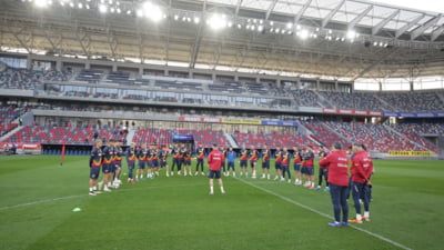 Hagi, Dan Petrescu sau Olăroiu. Cine va antrena naționala de fotbal? Surpriza pregătită de Burleanu