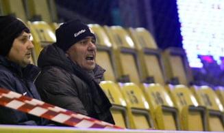"""Hagi, criza de nervi inainte de Viitorul - Steaua: """"Sunt declaratii de circ, de bazar ieftin"""""""