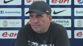 """Hagi, in razboi cu un patron din Liga 1: """"Sunt in Romania si trebuie sa inghit toate aceste lucruri"""""""
