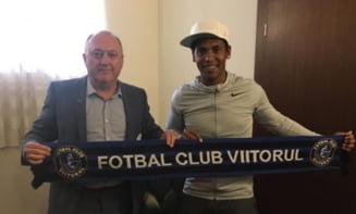 Hagi a dat lovitura pe piata transferurilor: Eric a semnat cu Viitorul