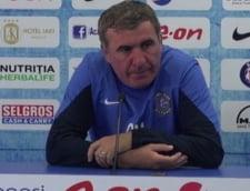 Hagi a refuzat oferta lui Gigi Becali