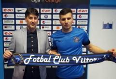 Hagi a transferat un fost atacant de la Steaua si Dinamo - oficial