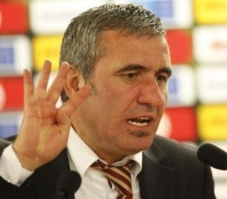 Hagi face o declaratie surpriza despre preluarea echipei nationale