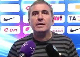Hagi isi continua razboiul cu FRF: Pe Popescu l-ati bagat la puscarie, sunteti zero!