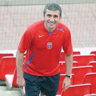 Hagi la Steaua, Olaroiu la nationala! Variantele incredibile ale inceputului de an