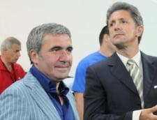 Hagi si Gica Popescu demareaza un proiect unic in istoria fotbalului mondial