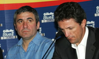 "Hagi si Popescu, pusi la zid: ""Nu sta nimic in spatele lor"""