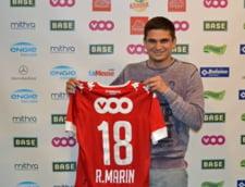 Hagi si-a vandut cel mai bun jucator: Razvan Marin, prezentat oficial la Standard Liege