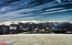 Hai la schi! In Poiana Brasov, partiile au zapada artificiala. Iata preturile si programul