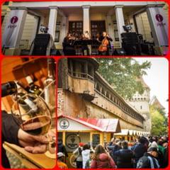 Hai noroc! Viel gluck! Vinuri de soi, muzica de calitate si surprize culinare pe cea mai frumoasa strada din Sibiu! VINO si tu la... VINFEST!!!