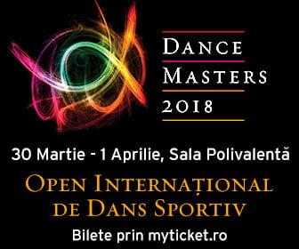 Hai si tu la Dance Masters!