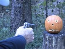 Halloween de groaza - atac armat in timpul petrecerii