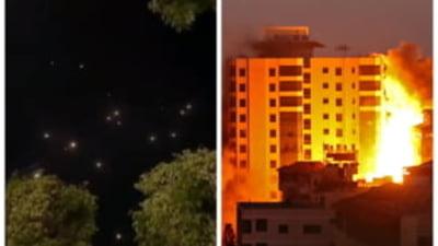 Hamas a schimbat tactica si tinteste Iron Dome, sistemul de aparare al Israelului