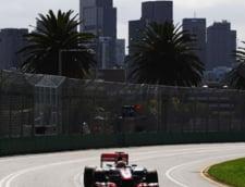 Hamilton, pole position in Australia. Ferrari si Red Bull, in genunchi