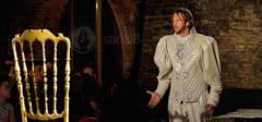 Hamlet se joaca din nou la Curtea Domneasca, de Zilele Cetatii Targoviste