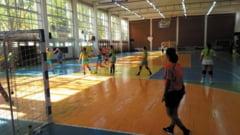 Handbal, Divizia A: CSS Tulcea - ACS 181 SSP Bucuresti 29-25 (15-15)