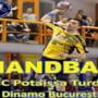 Handbal, Liga Nationala: S-au pus in vanzare biletele pentru meciul Potaissa - Dinamo, de sambata!