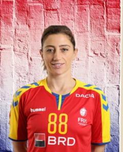 Handbal: Patricia Vizitiu a semnat pentru CSM Galati