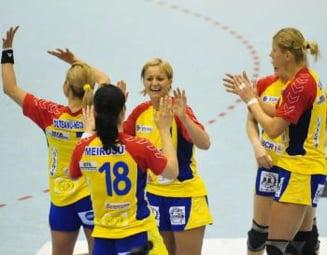 Handbal: Romania s-a distrat cu Elvetia in preliminariile Campionatului European