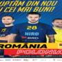 Handbal: S-au in vanzare biletele pentru partida Romania - Polonia