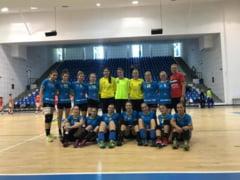 Handbal. Start perfect pentru ACS Transilvania in Campionatul National de juniori