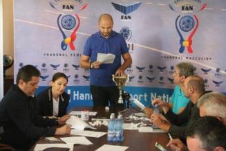 Handbal: Tragerea la sorti in Cupa Romaniei FAN Courier. Cu cine va juca CSM Botosani