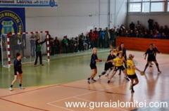Handbal CSM Unirea Slobozia: nu s-a intamplat minunea