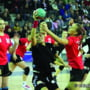 Handbal feminin, Liga Nationala HCM, meci totul sau nimic cu U Cluj