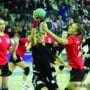 Handbal feminin, Liga Nationala HCM din nou favorita la play-off