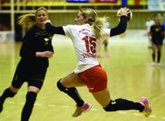 Handbal feminin, Liga Nationala Mare meci, mare, in sala Traian! Vine campioana Europei!