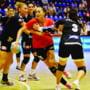 Handbal feminin, Liga Nationala Victorie mare pentru valcence
