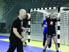Handbal feminin, echipa nationala Ryde ramane!