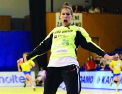 Handbal feminin, echipa nationala Victorie mare contra Rusiei