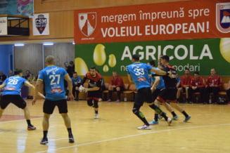 Handbal masculin/ Liga Zimbrilor: Misiune dificila