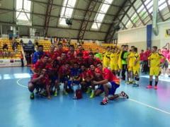 Handbal masculin Spania, cea mai buna de la Trofeul Carpati