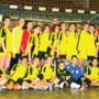 Handbalistele de la CSM Ploiesti au incheiat anul pe primul loc in campionatul junioarelor III