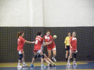 Handbalistele de la CSM Slatina incheie sezonul pe teren propriu