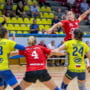 Handbalistele de la Minaur au obtinut o noua victorie in Slovacia