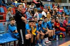 Handbalistii de la CSM Oradea au castigat cu 31-26 jocul de pe teren propriu cu CSU CNOT Brasov (FOTO)