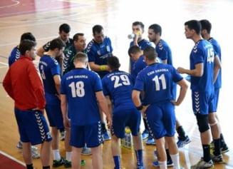 Handbalistii de la CSM Oradea s-au impus la o diferenta de 25 de goluri la Sighisoara!