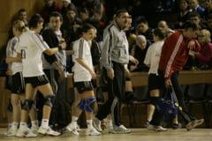 "Handbalul romanesc, fara echipe in Europa!"" U"" Jolidon Cluj, infrangere dramatica in Ungaria"